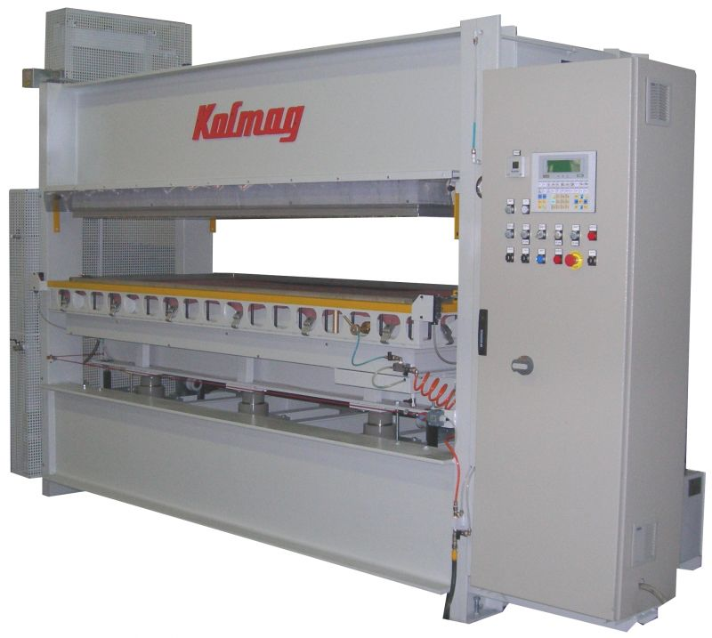 Presse per legno alluminio e plastica kombinat mlv for Ccnl legno e arredamento piccola e media industria