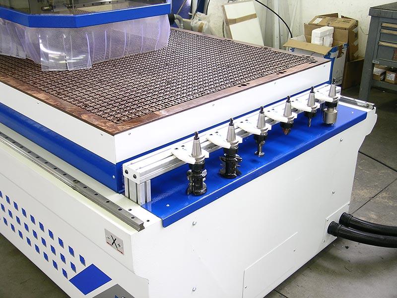 Computer numerical control milling machines - Kolmag